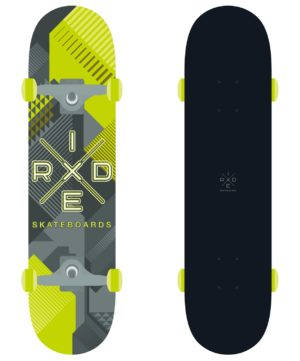 "RIDEX скейтборд  Mincer 31""x 8"" - 4"