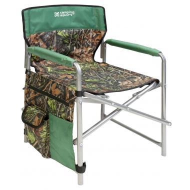 NIKA Кресло складное  КС2: дубовые листья - 1