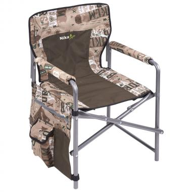 NIKA Кресло складное  КС2: сафари-хаки - 1