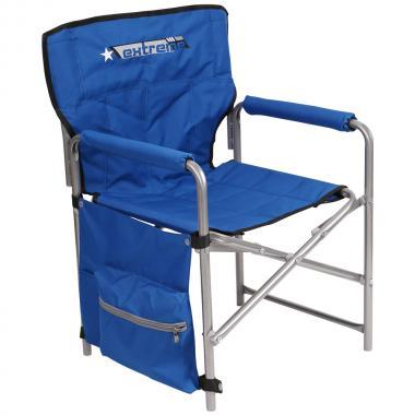 NIKA Кресло складное  КС2: синий - 1