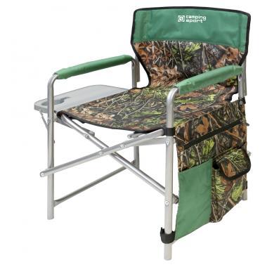 NIKA Кресло складное с полкой  КСП: дубовые листья - 1