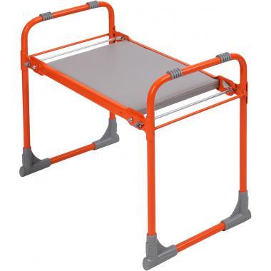 NIKA Скамейка садовая с мягким сиденьем  СКМ: оранжевый - 1