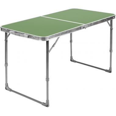 NIKA Стол складной  ССТ-3: зелёный - 1