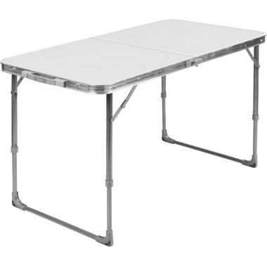 NIKA Стол складной  ССТ-3: металлик - 1