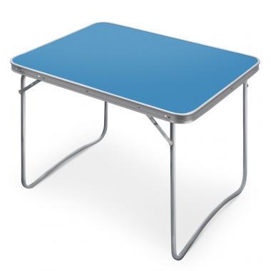 NIKA Стол складной  ССТ-4: голубой - 1