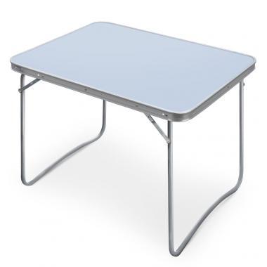 NIKA Стол складной  ССТ-4: металлик - 1