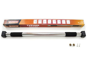 SPRINTER Турник раздвижной в дверной проем 75-105 см  75-105TR110 - 2