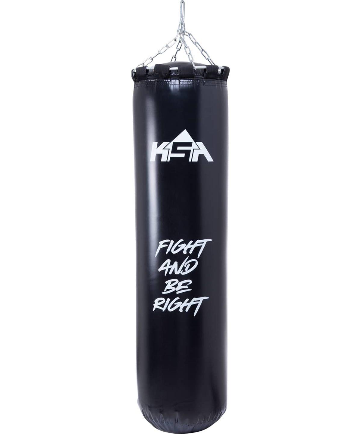 KSA Мешок боксерский ПВХ, 110 см, 35 кг  PB-02 - 1