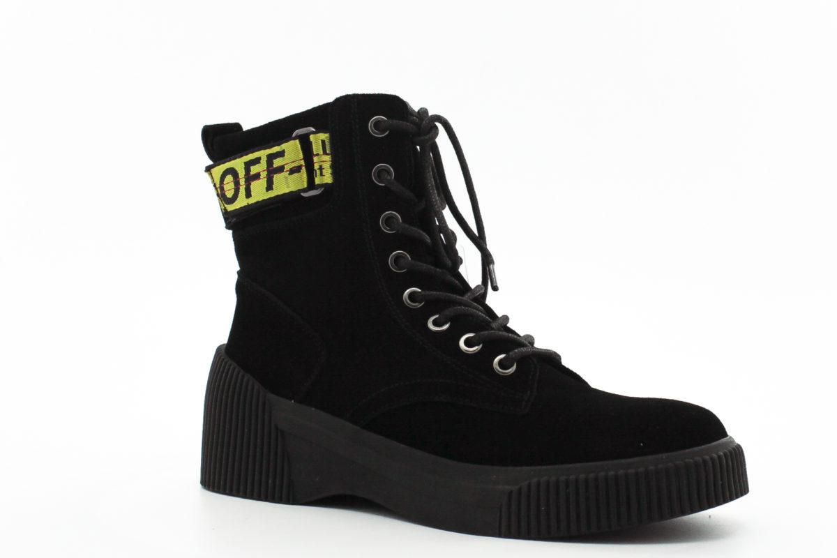 PATROL ботинки женские шерсть 274-793TM - 1