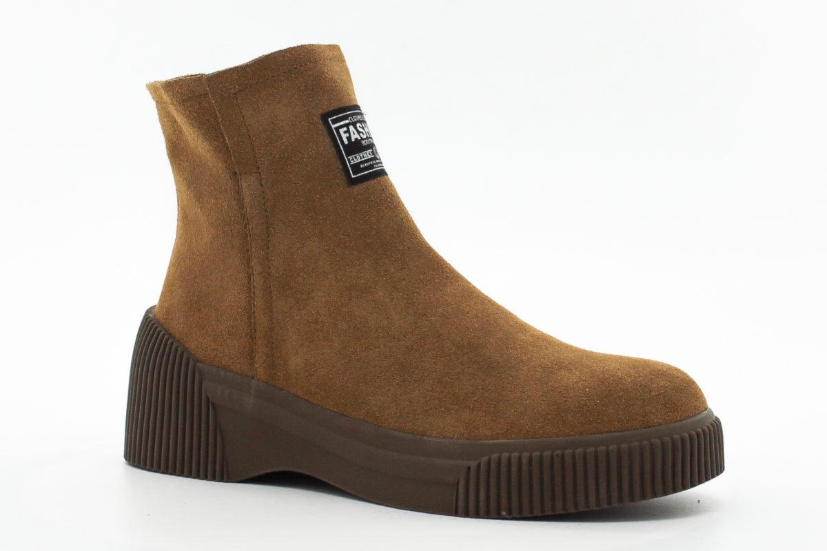 PATROL ботинки женские шерсть 274-791TM - 1
