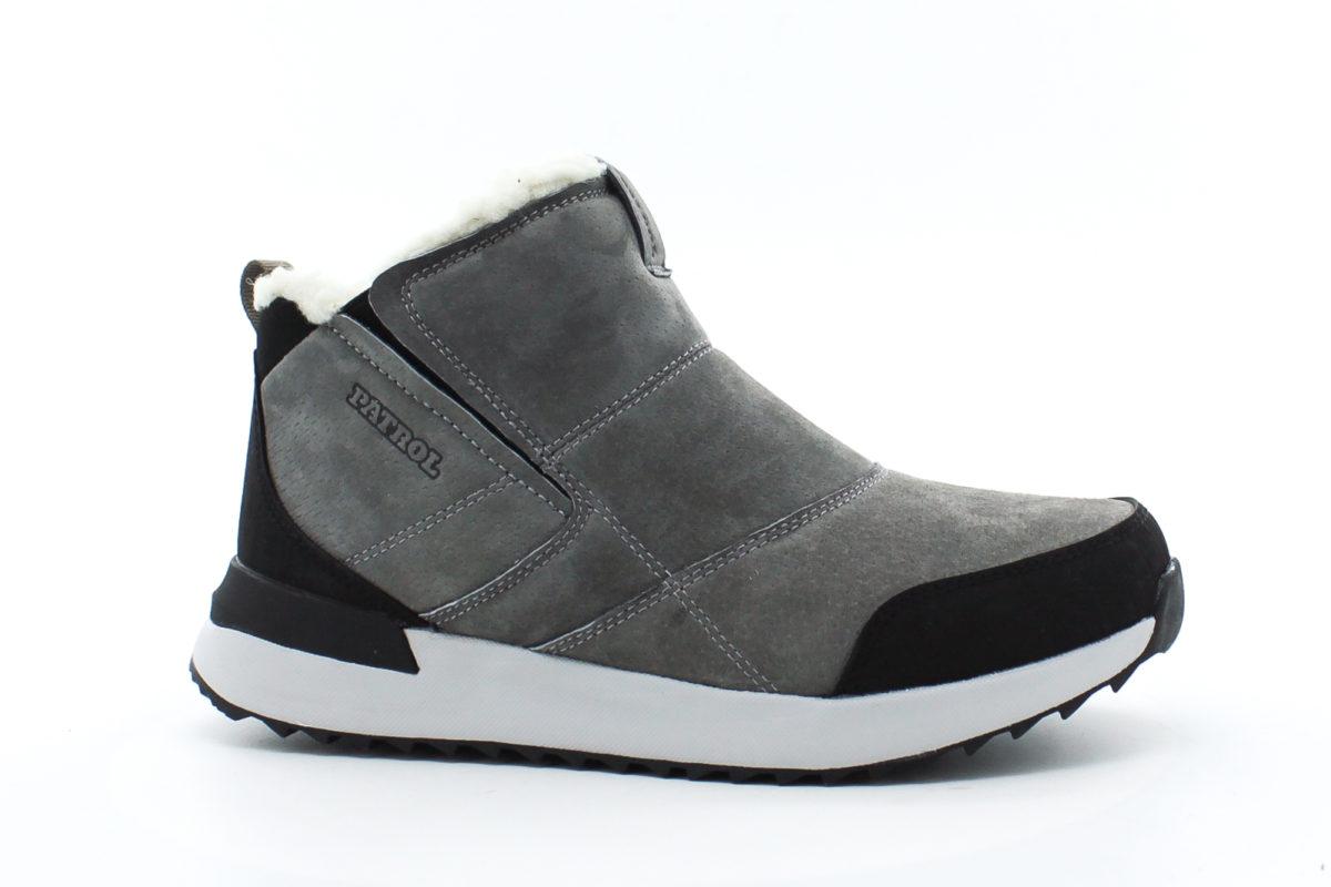 PATROL ботинки женские мех 273-018IM - 1