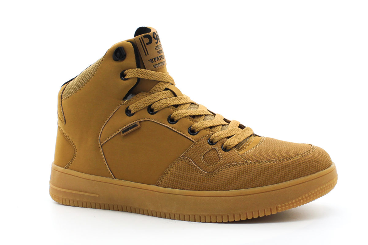 PATROL ботинки мужские мех 473-003IM - 1