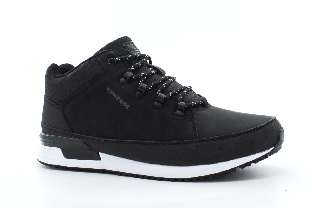 PATROL ботинки мужские мех 473-013IM - 1