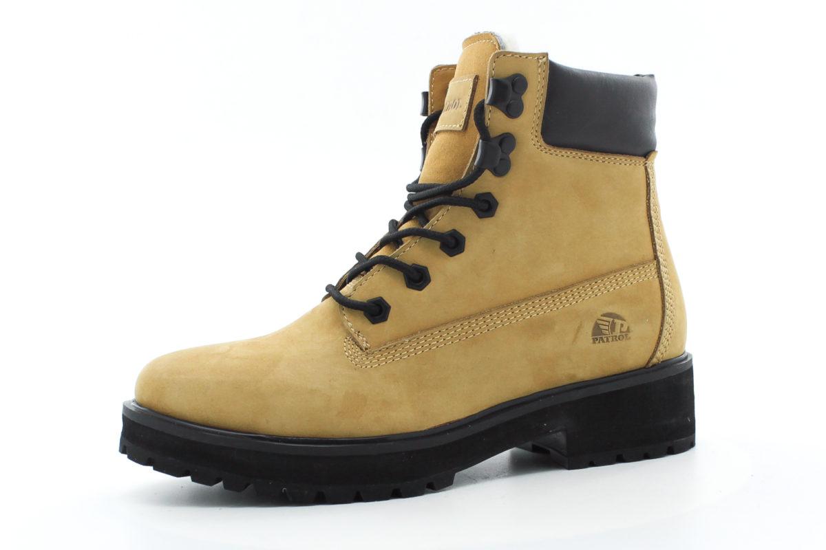 PATROL ботинки женские мех 256-611IM - 1