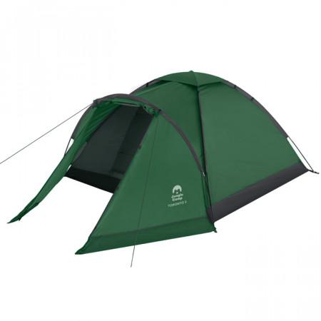 JUNGLE CAMP Toronto 3 Палатка 190x(210+100)x120  70818 - 1