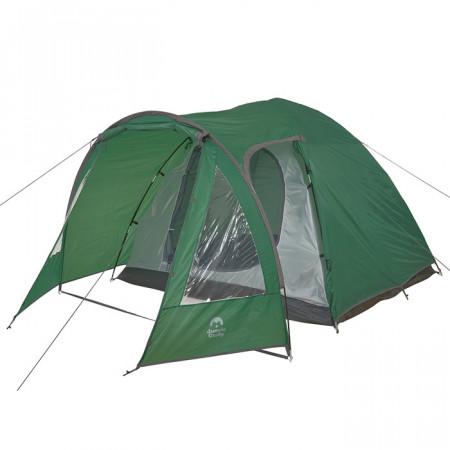 JUNGLE CAMP Texas 4 Палатка 240x(210+130)x170  70827 - 1