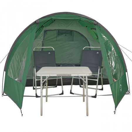 JUNGLE CAMP Texas 4 Палатка 240x(210+130)x170  70827 - 4