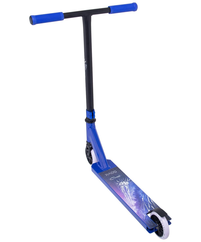 XAOS Comet Cамокат трюковый 110 мм  Comet: Blue - 4