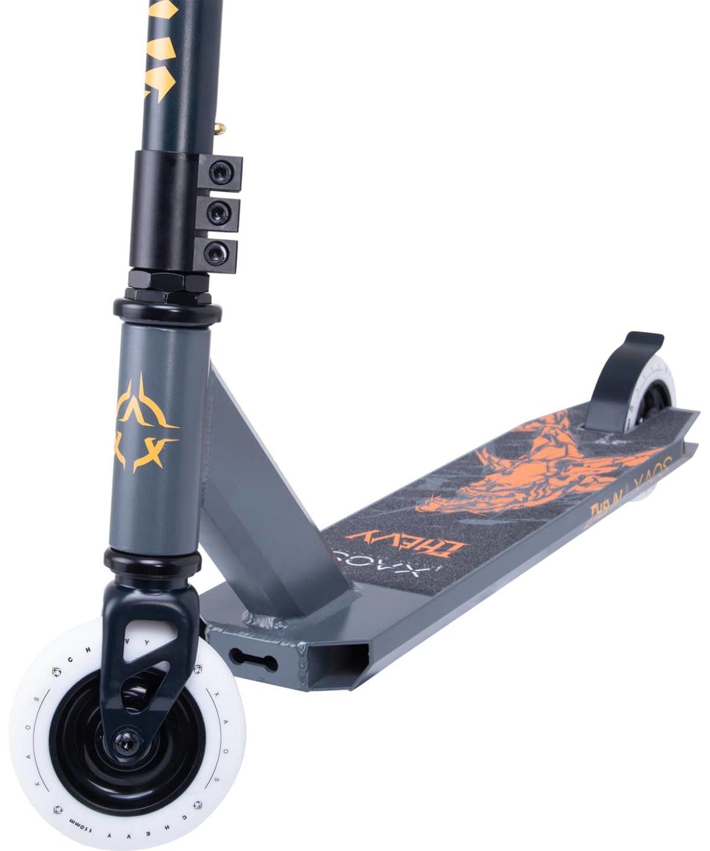 XAOS Chevy Cамокат трюковый 110 мм Chevy: Orange - 7