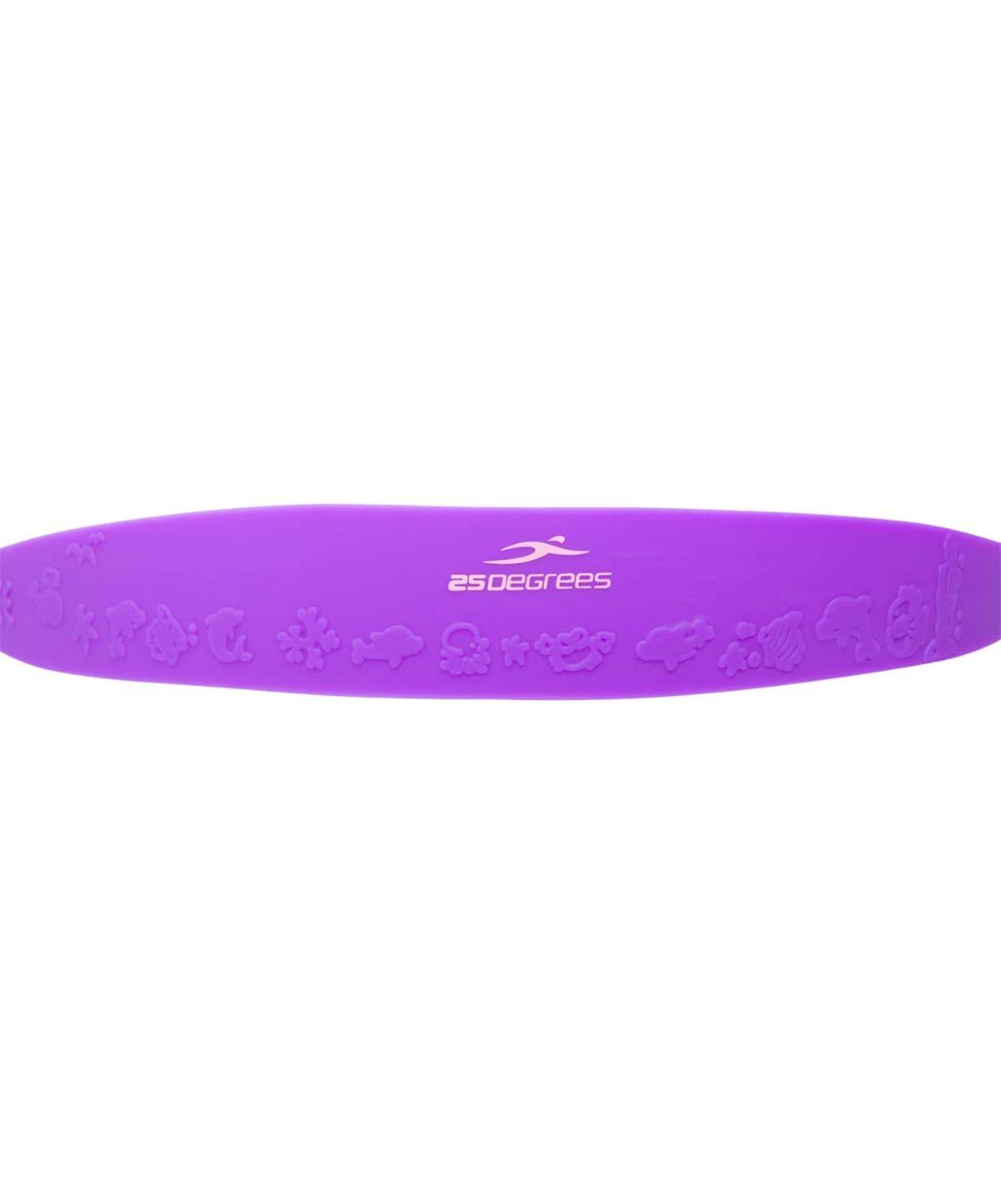 25DEGREES Flappy Pink/Purple Очки для плавания детские  17337 - 3