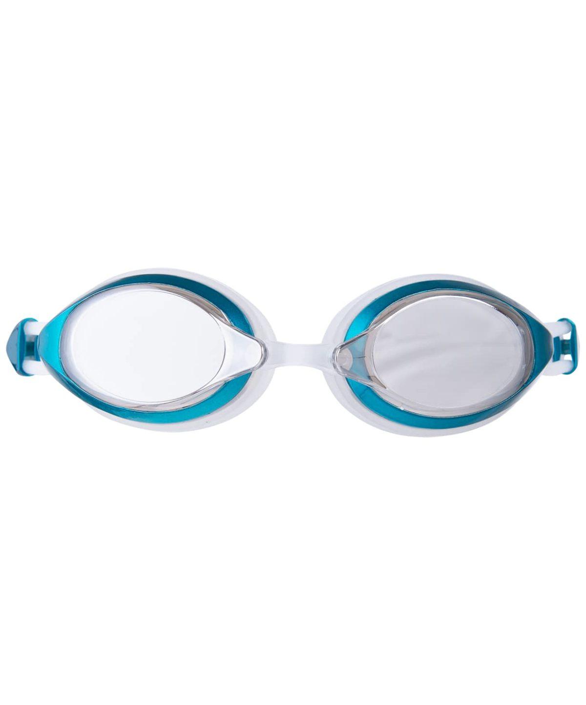 25DEGREES Pulso Mirrored White/Blue Очки для плавания  17355 - 2