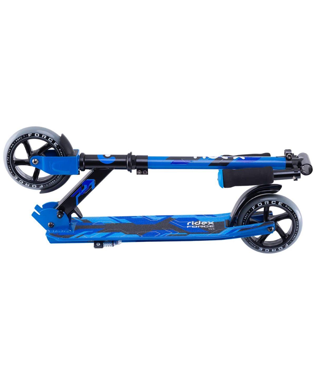 RIDEX Force Самокат 2-х колес. 145 мм  Force: синий - 6