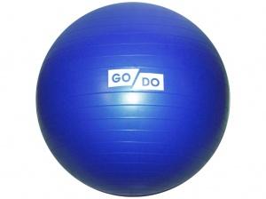 SPRINTER Мяч д/фитнеса Anti-burst GYM BALL диам. 65см  FB-65: синий - 6