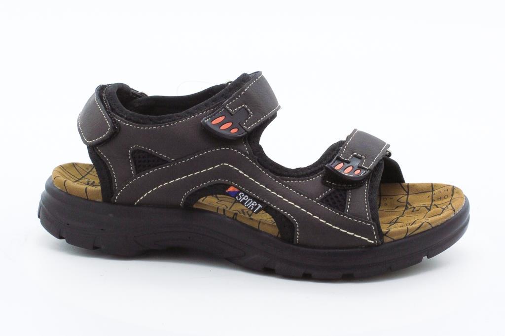 PATROL сандалии подростковые 735-111PT: хаки - 1