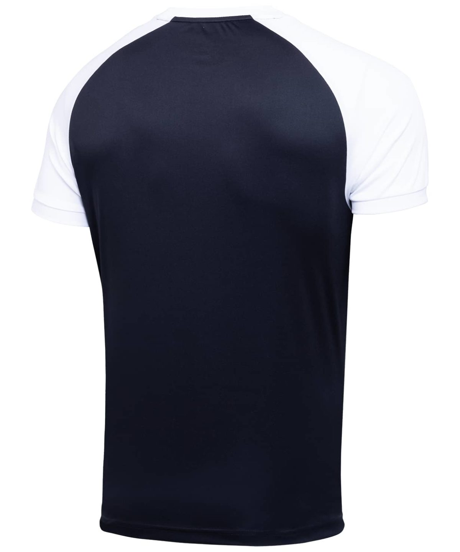 JOGEL CAMP Reglan футболка футбольная детская, черный/белый  JFT-1021-019-K - 2