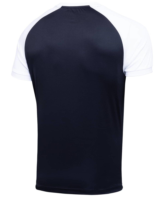 JOGEL CAMP Reglan футболка футбольная черный/белый  JFT-1021-061 - 2