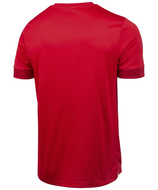 JOGEL DIVISION футболка футбольная детская  Union Jersey: т.красный/белый - 2