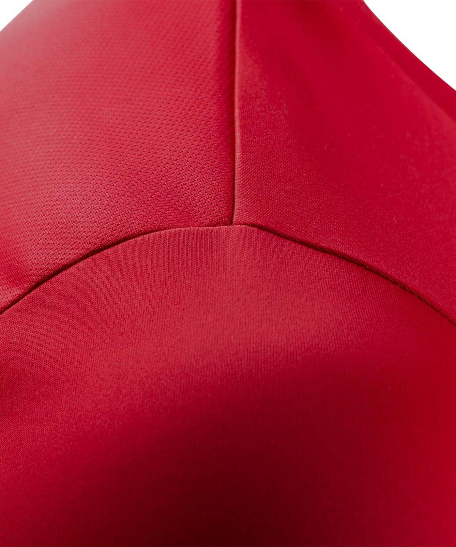 JOGEL DIVISION футболка футбольная детская  Union Jersey: т.красный/белый - 5