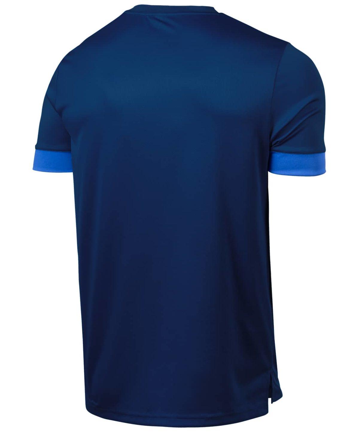 JOGEL DIVISION футболка футбольная детская  Union Jersey: т.синий/синий/белый - 2