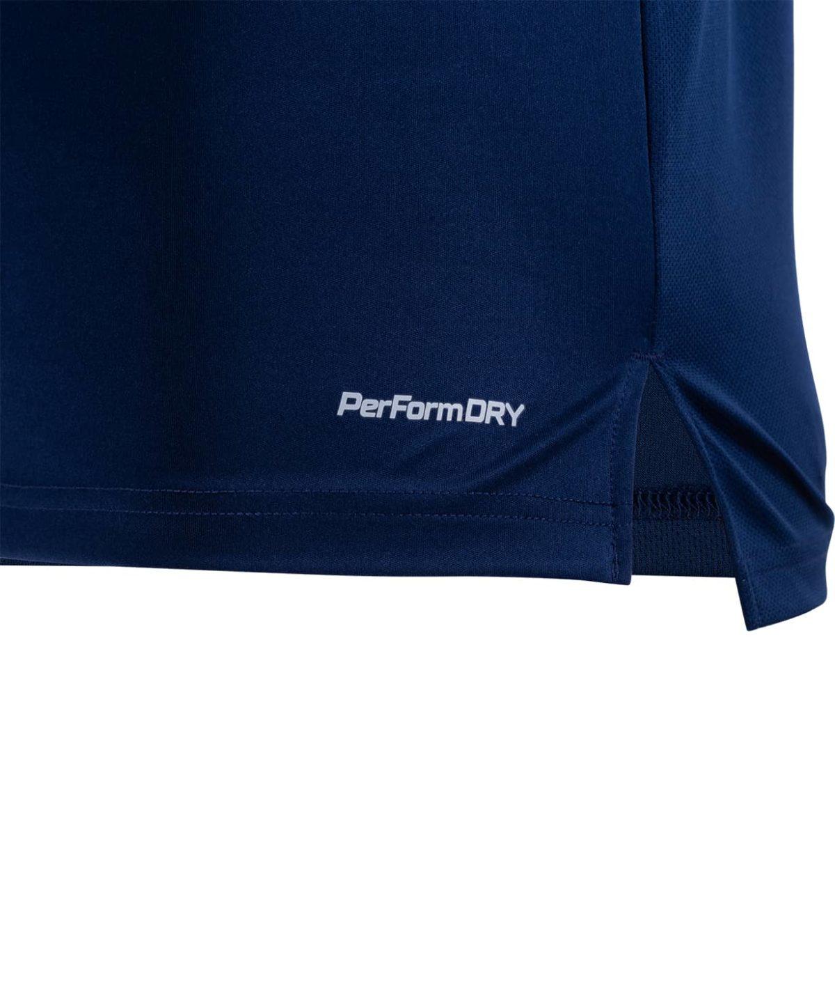 JOGEL DIVISION футболка футбольная детская  Union Jersey: т.синий/синий/белый - 4
