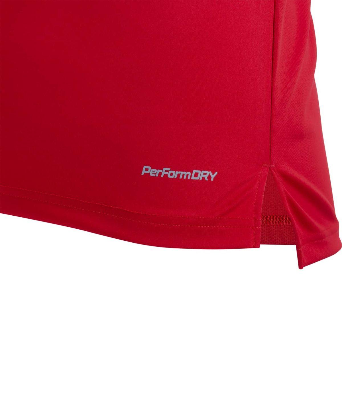JOGEL DIVISION футболка футбольная Union Jersey: т.красный/белый - 4