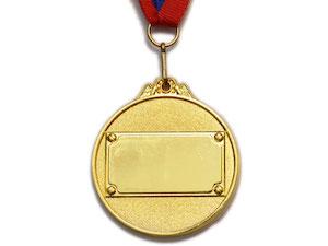 SPRINTER Медаль наградная с лентой, d - 5,3 см  530: золото - 2