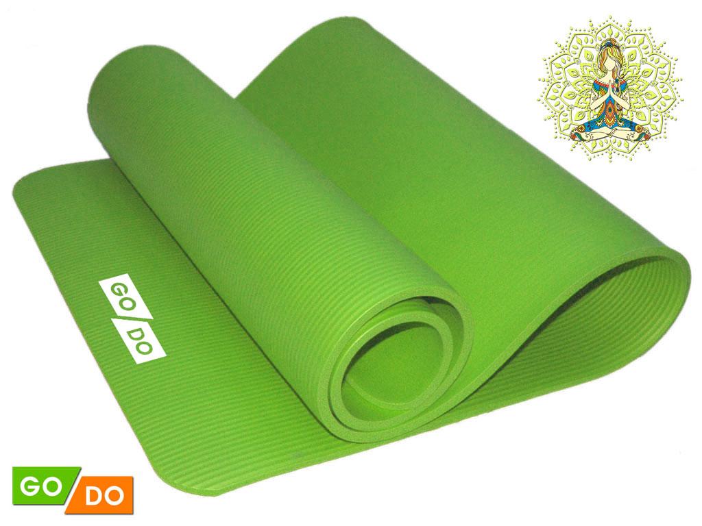 SPRINTER Коврик для йоги  29130 (К6010) 185х61х1 см - 1
