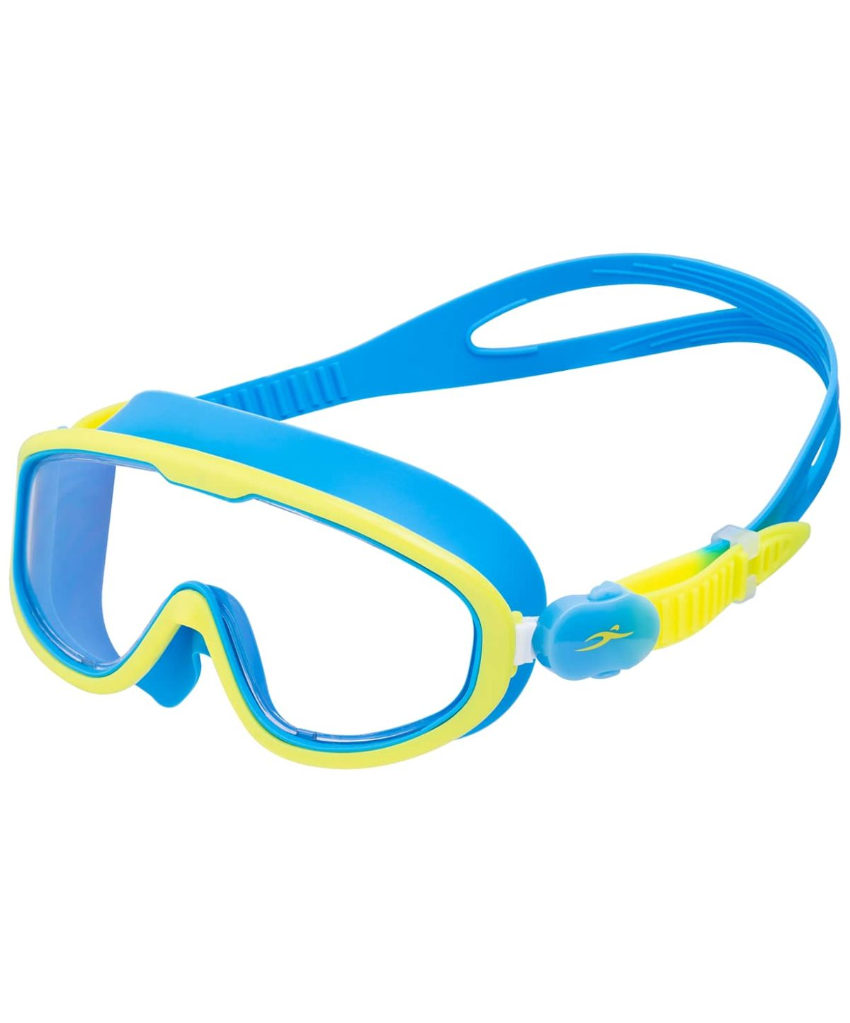 25DEGREES Очки-маска для плавания Hyper, детская  25D21018: голубой/лайм - 1