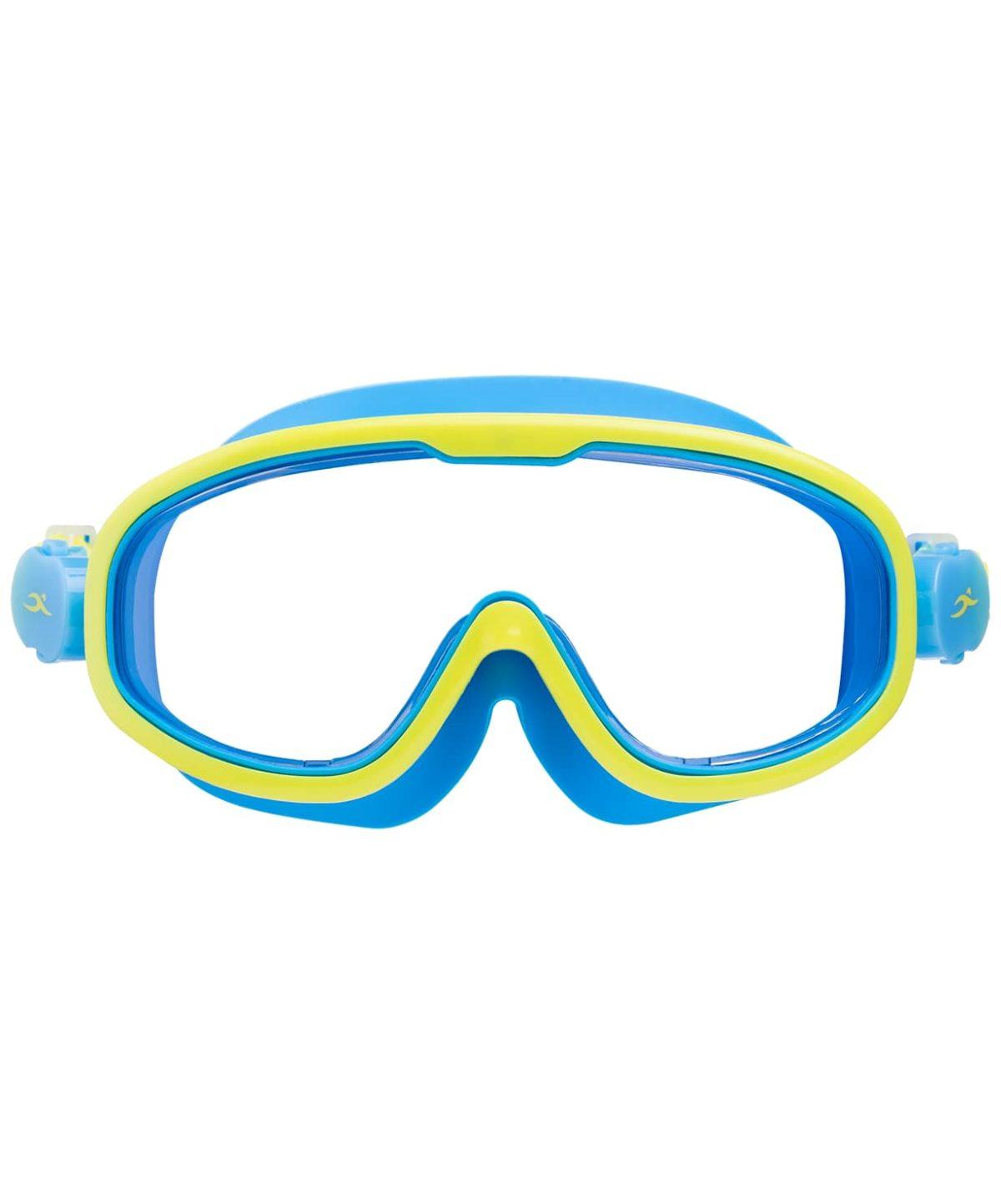 25DEGREES Очки-маска для плавания Hyper, детская  25D21018: голубой/лайм - 2