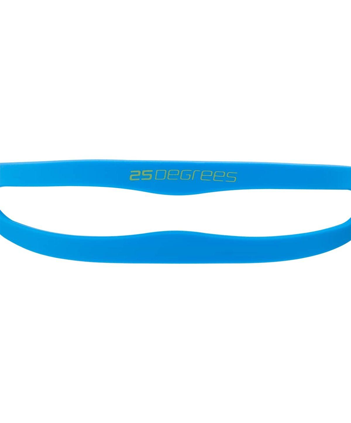 25DEGREES Очки-маска для плавания Hyper, детская  25D21018: голубой/лайм - 6