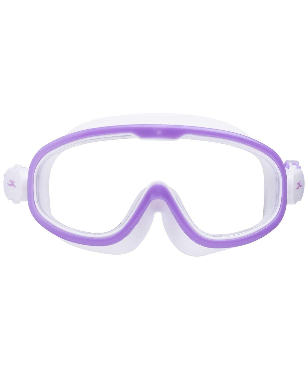 25DEGREES Очки-маска для плавания Hyper, детская  25D21018: лиловый/белый - 2