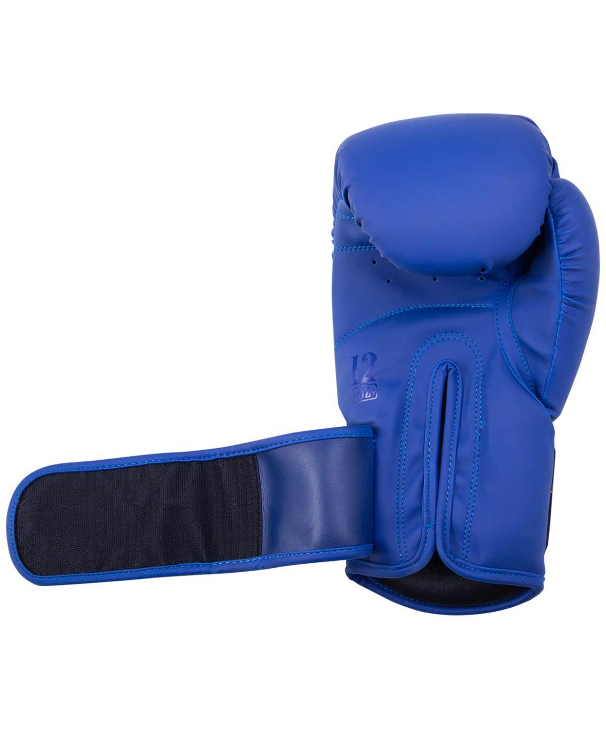 FIGHT EXPERT Перчатки боксерские 10 oz  BGS-V010: синий - 2