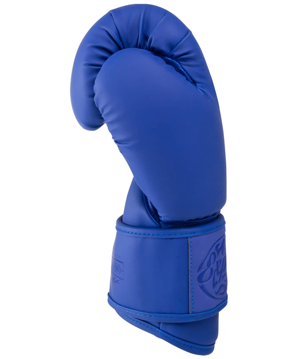 FIGHT EXPERT Перчатки боксерские 10 oz  BGS-V010: синий - 5