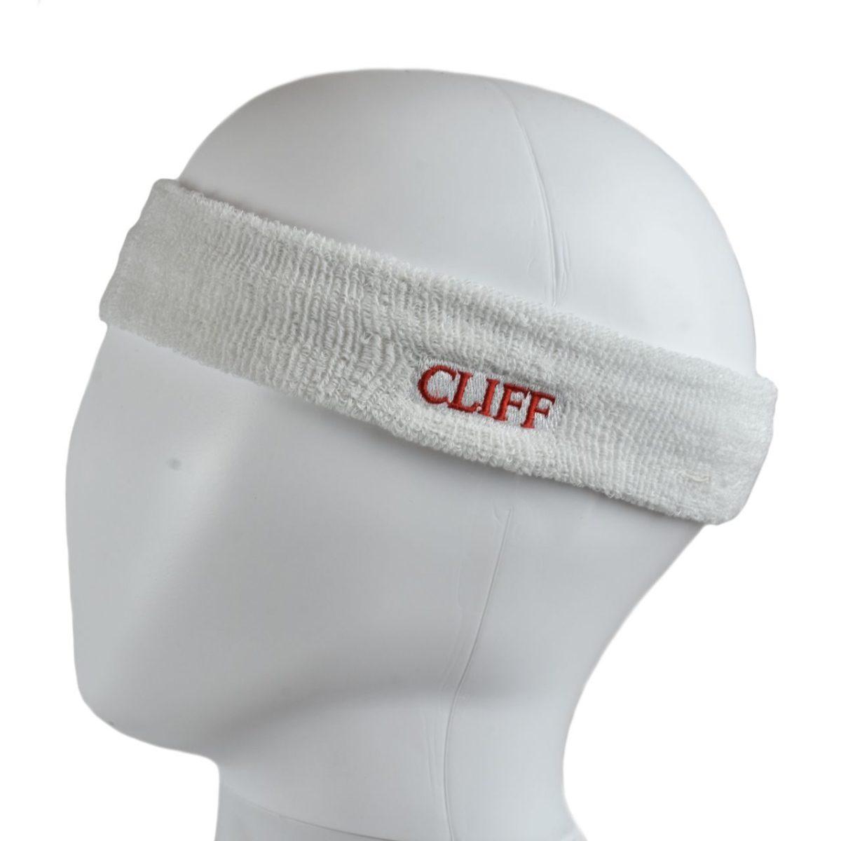 CLIFF Повязка на голову  030: белый - 1