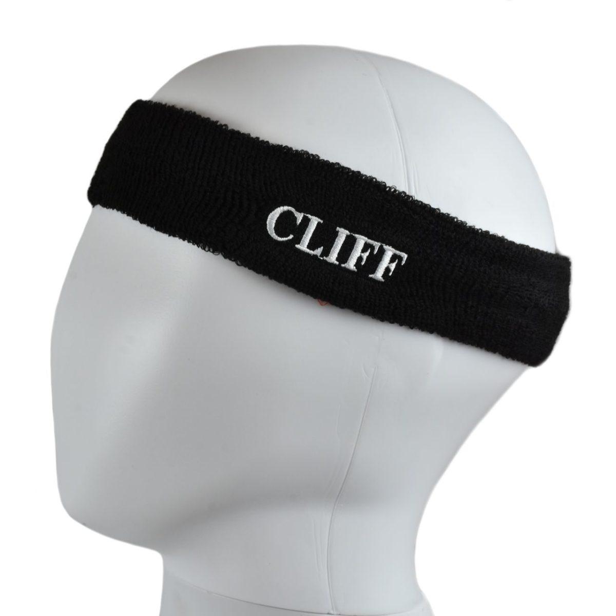 CLIFF Повязка на голову  030: чёрный - 1