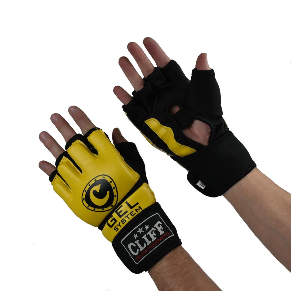 CLIFF Перчатки для ММА  ULI-6031 - 1