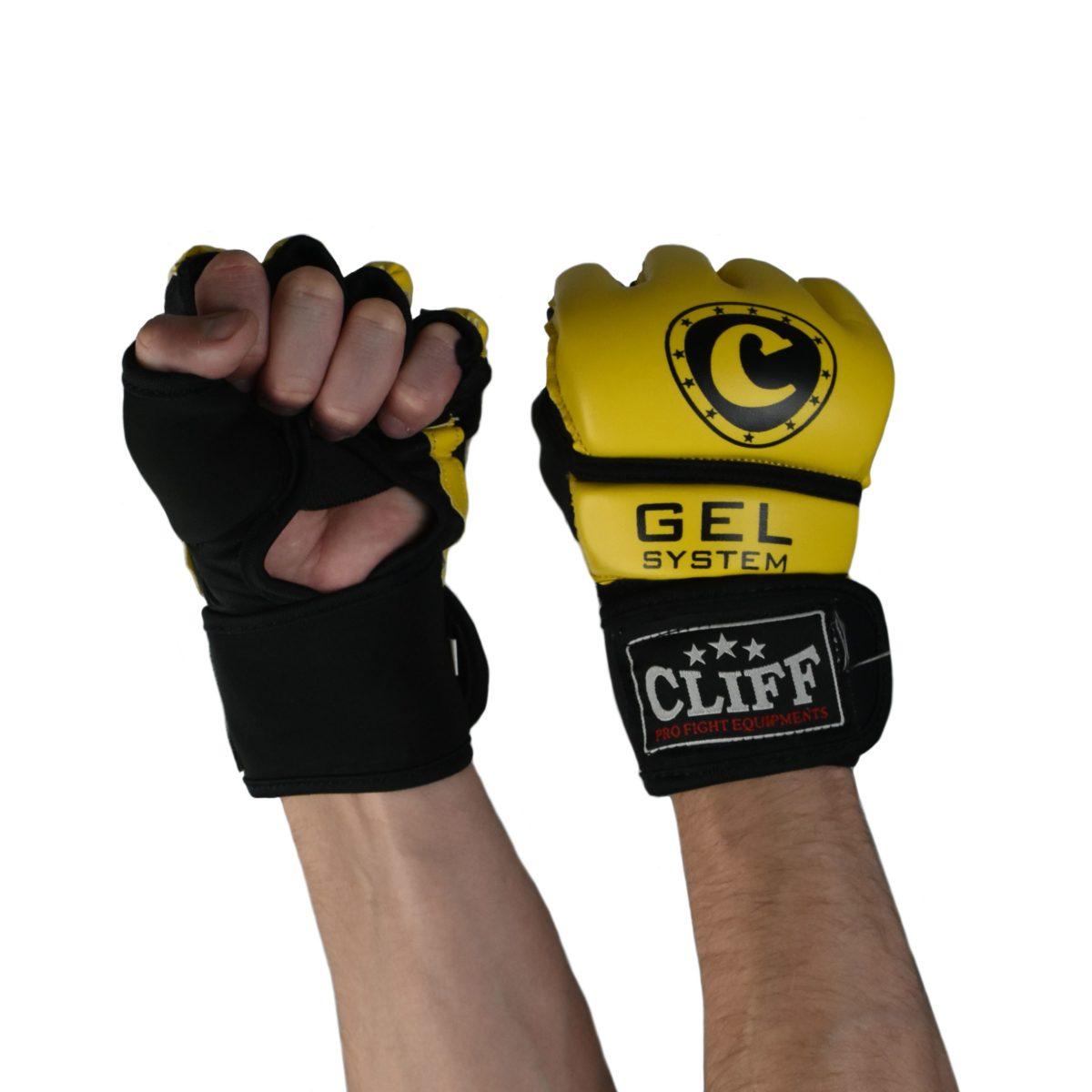 CLIFF Перчатки для ММА  ULI-6031 - 2