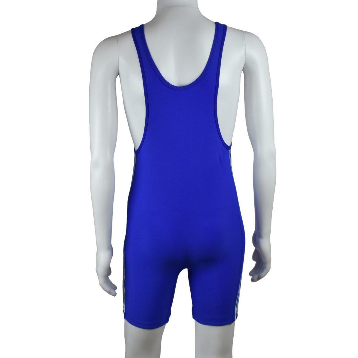 CLIFF Трико борцовское  236: синий - 3