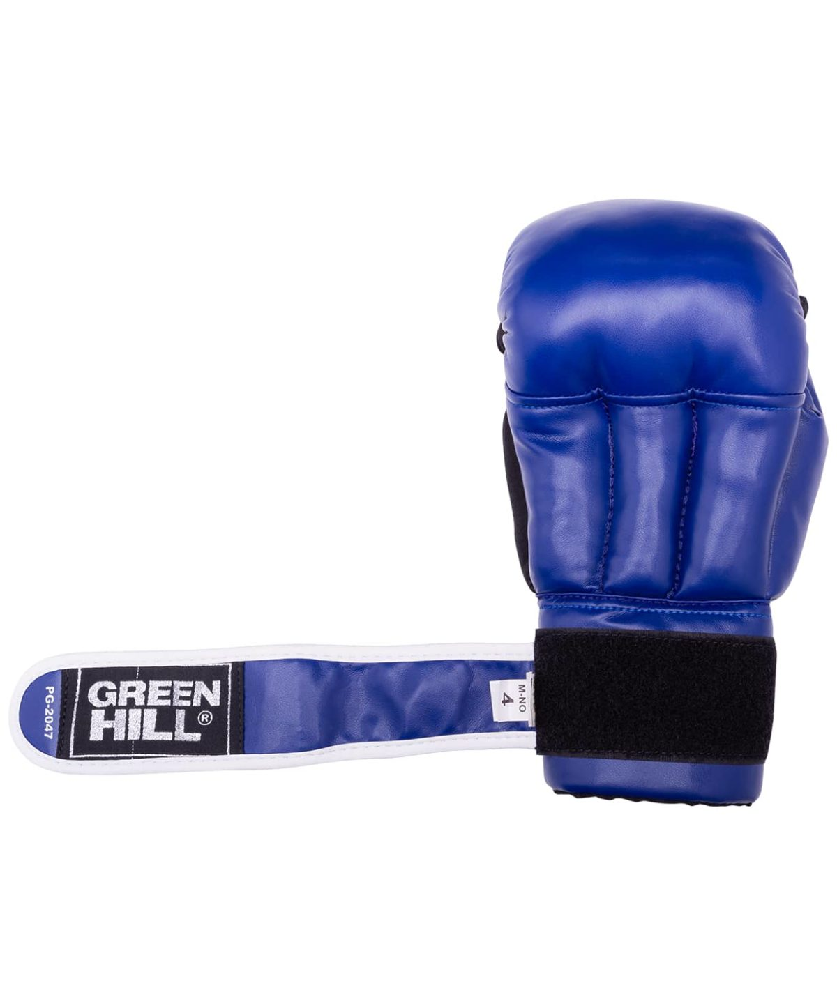 GREEN HILL Перчатки для рукопашного боя, к/з  PG-2047 - 4