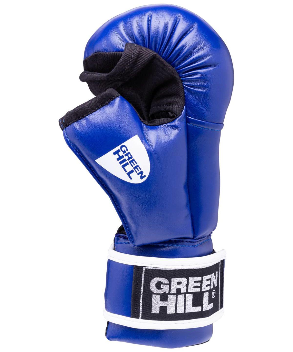 GREEN HILL Перчатки для рукопашного боя, к/з  PG-2047 - 5